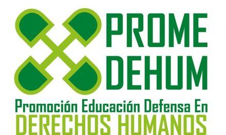 PROMEDEHUM hace un llamado al debido respeto de las libertades de reunión, asociación política y manifestación pacífica en virtud de la crisis económica y sociopolítica que atraviesa el país