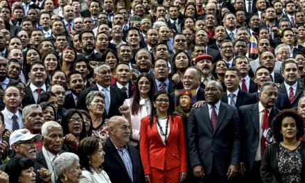 Especial de Provea, UCAB Y UCV: Amenazas y retos del movimiento sindical venezolano en el contexto de la asamblea nacional constituyente
