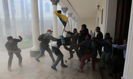 CIDH condena graves hechos de violencia en la Asamblea Nacional de Venezuela