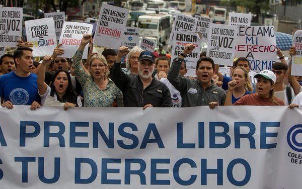 Relatoría Especial para la Libertad de Expresión condena cierre de más de 50 medios en Venezuela sin garantías legales y por motivos relacionados con su línea editorial