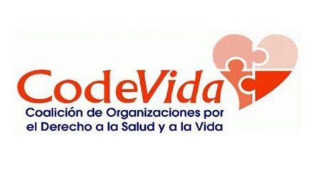 Urge Ayuda Humanitaria para garantizar los Derechos a la Salud y la Vida