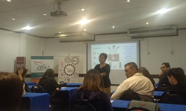 Cepaz: Herramientas para comunicación y periodismo en derechos humanos
