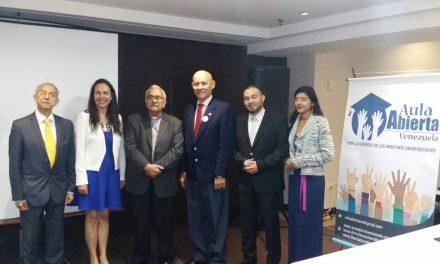 Aula Abierta realizó 1er Encuentro Nacional sobre libertad académica, autonomía universitaria y DDHH en el ámbito universitario