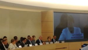 ONG alzan la voz sobre emergencia venezolana ante Consejo de Derechos Humanos de la ONU