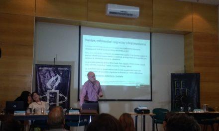 Amnistia Internacional celebró el Foro la salud en emergencia humanitaria