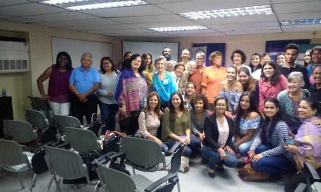 Miradas por los derechos humanos de las mujeres en Venezuela tuvo su primer Encuentro