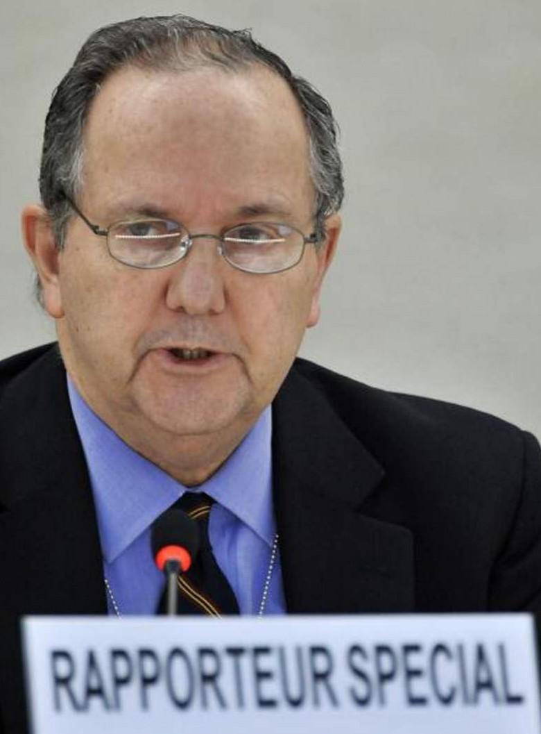 "Relator ONU sobre tortura: ""Venezuela violó derecho internacional al no prevenir tortura"""