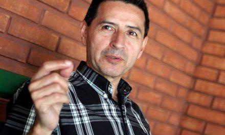 """Marino Alvarado: """"El pueblo en la calle sí pone a temblar al poder"""""""