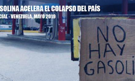OVCS:  Situación de la conflictividad en Venezuela en mayo de 2019