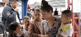 ACNUR: la mayoría de las personas que huyen de Venezuela necesitan protección como refugiadas