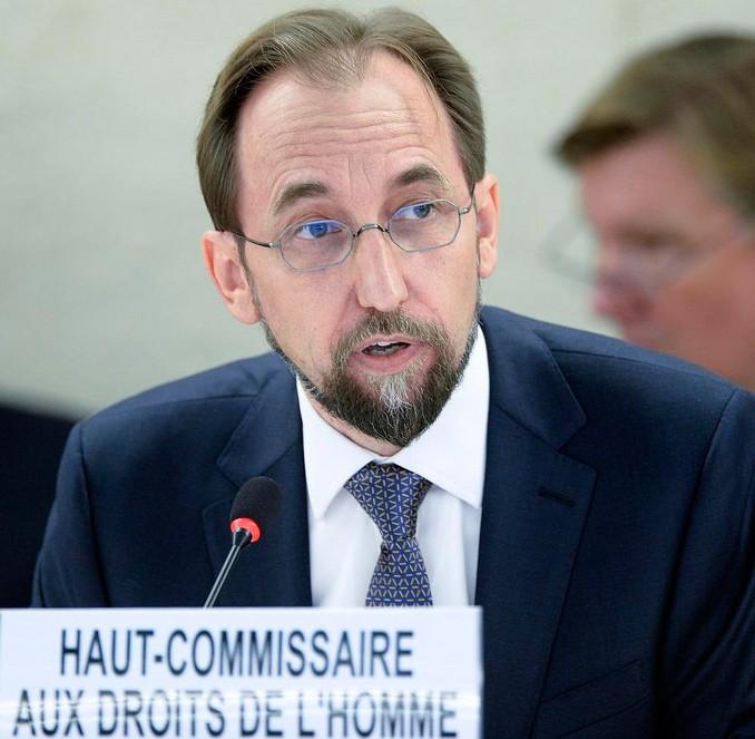 Declaración de Alto Comisionado en Consejo de DDHH por visita del Presidente de Venezuela