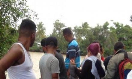 OIM lamenta la desaparición de apróximadamente más de 80 venezolanos en el Mar Caribe por naufragios