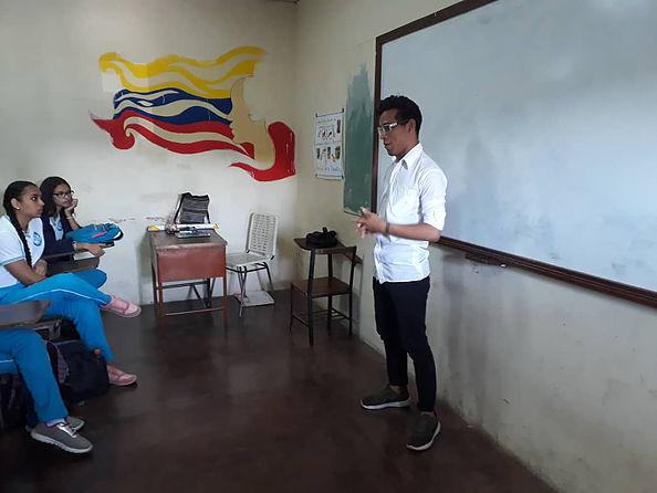 Cadef inició ciclo formativo en Derechos Humanos para jóvenes en Tinaquillo estado Cojedes