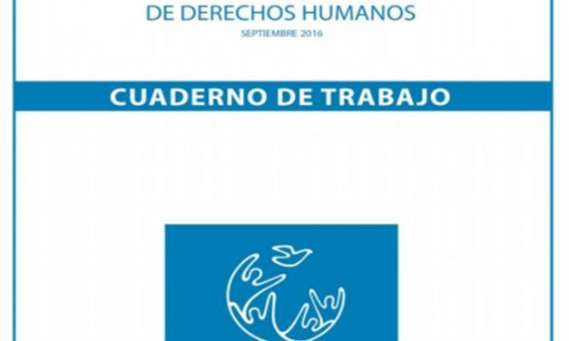 Cuaderno de Trabajo para Defensores/as de DDHH
