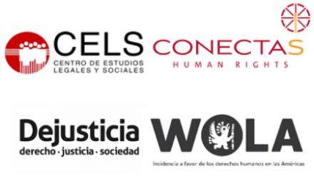Comunicado conjunto de CELS, Conectas, Dejusticia y Wola: Venezuela debe respetar el derecho del pueblo a elecciones libres y justas