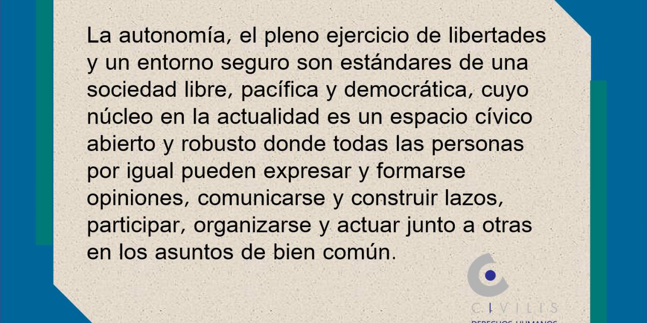 Derechos de Sociedad Civil