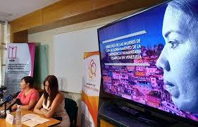 Mujeres al Límite 2019: Urge implementación de planes y políticas que garanticen la vida digna de mujeres y niñas en Venezuela