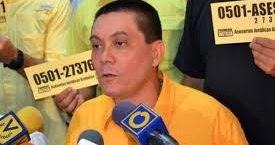65 ONG: No hay condiciones en Venezuela para investigar  de manera transparente muerte del concejal Fernando Albán