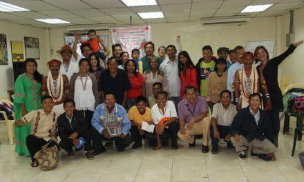 Encuentro Autónomo de Voceros Indígenas, debate sobre organización propia y minería