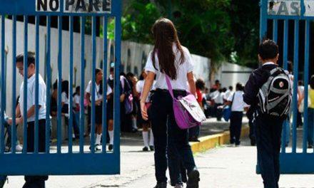 2017: La educación con puntaje en rojo