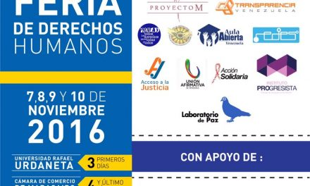 CODHEZ llevó a cabo la Feria de Derechos Humanos