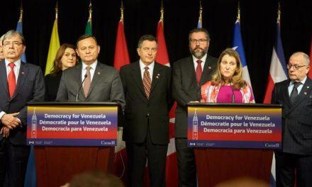 ONG de DDHH piden al Grupo de Lima que se comprometa con los esfuerzos diplomáticos para lograr una solución democrática y pacífica a la crisis de Venezuela