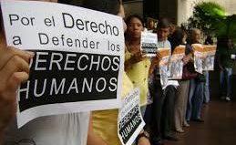 """""""Las personas defensoras de derechos humanos constituyen pilares esenciales de la democracia"""""""