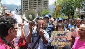 Adultos mayores demostraron que es posible derrotar el chantaje con el carnet de la patria