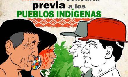 Rechazo del Arco Minero por Comunidades Indígenas de la Cuenca del Caura