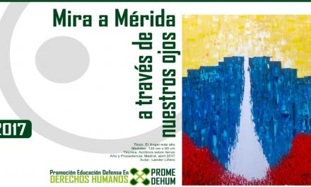 """Promedheum: Informe Anual 2017 """"Mira a Mérida a través de nuestros ojos"""""""