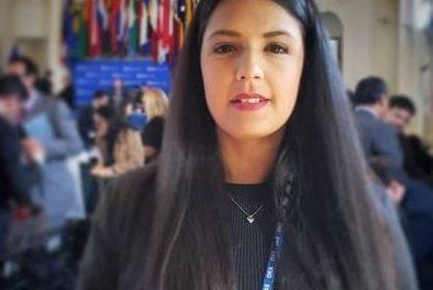 """Marianna Romero: """"Las personas que defienden derechos humanos son actores esenciales para buscar justicia y recuperar la democracia"""""""