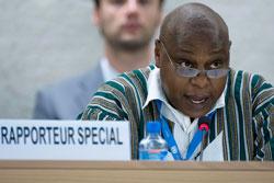 Recuperar espacios cívicos con litigación respaldada por la ONU. Maina Kiai