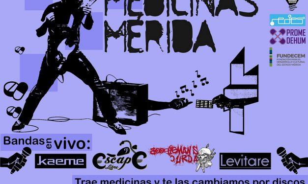 Mérida: Música por Medicinas en apoyo al Centro Cultural Tulio Febres Cordero