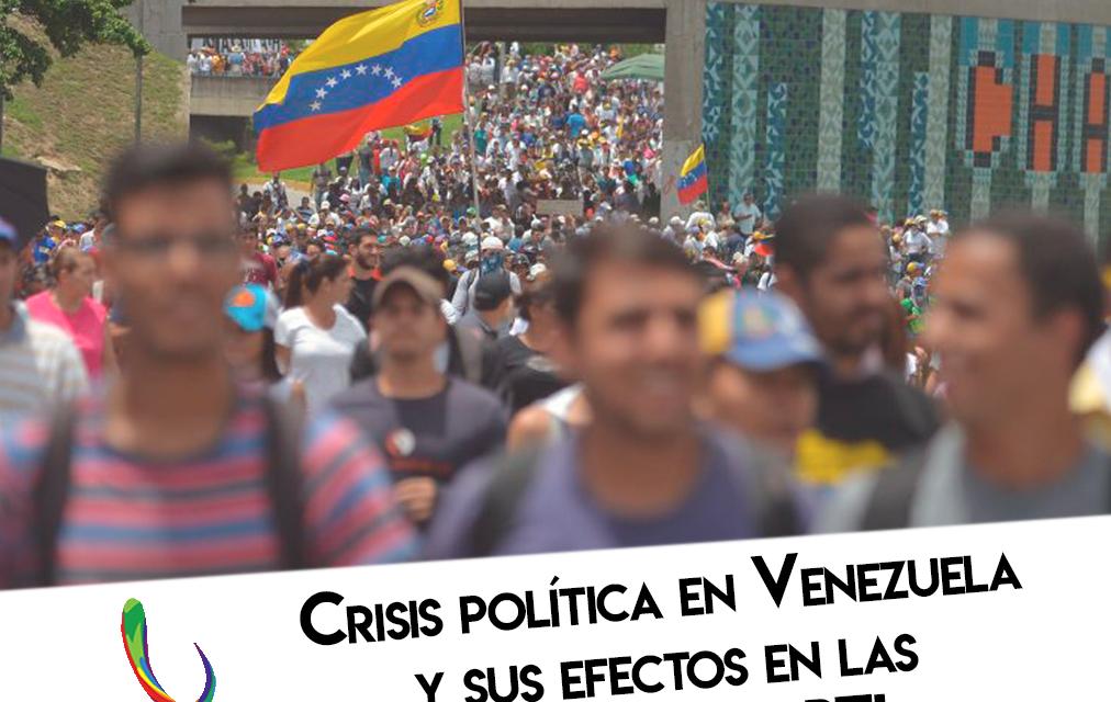 Unión Afirmativa presenta nuevo informe sobre derechos de personas LGBTI en Venezuela