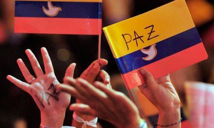 Organizaciones de todo el mundo decimos Sí a la paz