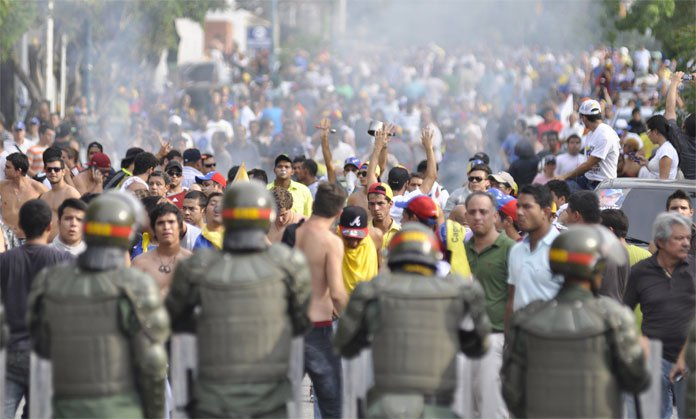 Venezuela: Violations of human rights in the context of peaceful demonstrations February 3 to 22, 2014