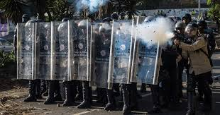 Amnistía Internacional: Aumenta represión estatal a protestas en medio de la crisis