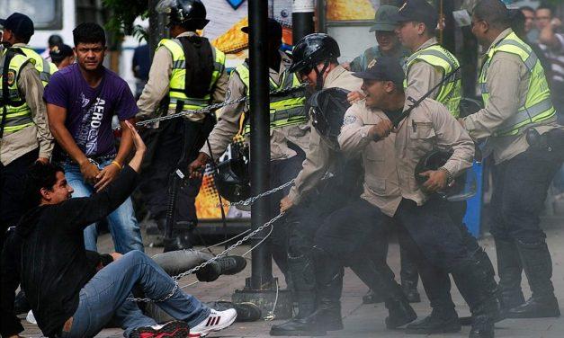 Médicos Unidos de Venezuela / La violencia de Estado: Un problema de salud y DDHH