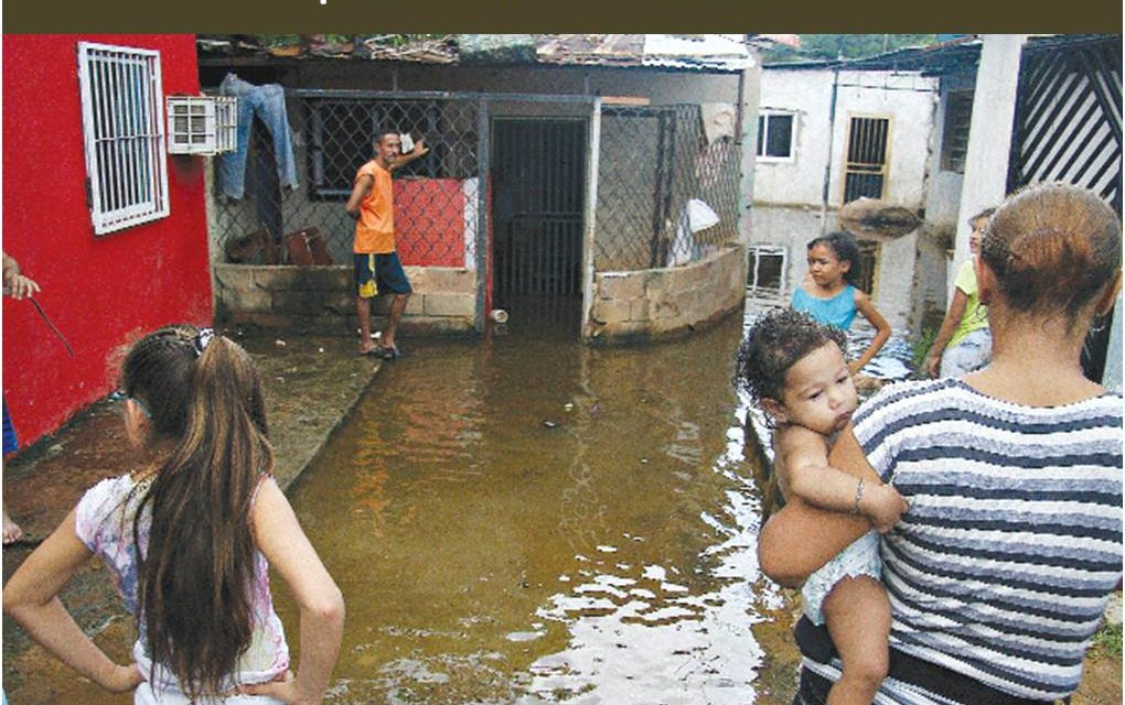 Especial | Anegaciones afectan a más de 742 familias en el estado Bolívar
