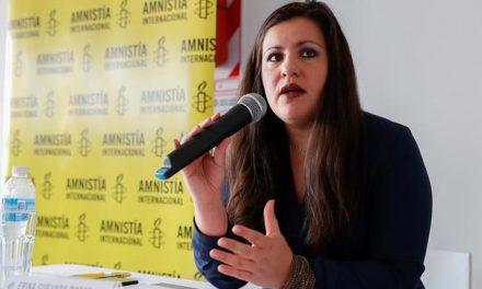 """Amnistía Internacional: """"Contundente informe de la ONU avala la denuncia de crímenes de lesa humanidad e identifica a posibles responsables"""""""