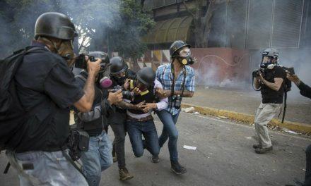 Human Rights Watch: Denuncia violencia por fuerzas de seguridad venezolanas en el marco de las manifestaciones