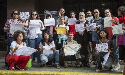 Diversas organizaciones de DDHH y feministas marcharon contra un Estado violento y machista