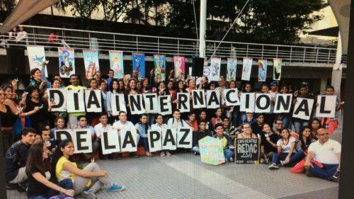 Por tercer año consecutivo Cepaz realiza el activismo colectivo 12 Acciones por la Paz