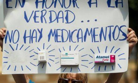 Encuesta Nacional de Hospitales 2018: Los hospitales en el país registran una escasez de medicamentos de 88%