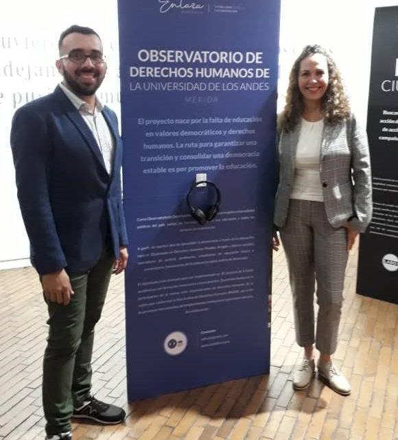 ODH-ULA formó parte del programa Enlaza Venezuela