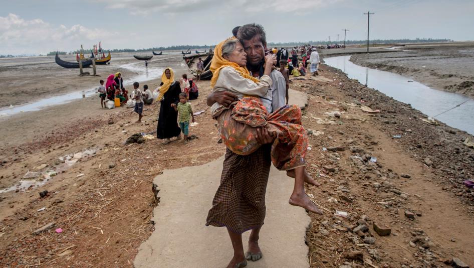 HRW. Informe Mundial 2018: Luchar por los derechos ofrece resultados exitosos