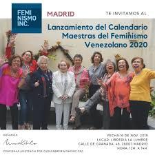 Maestras del Feminismo Venezolano 2020