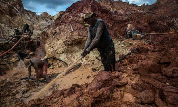 Venezuela: Violentos abusos en minas de oro ilegales