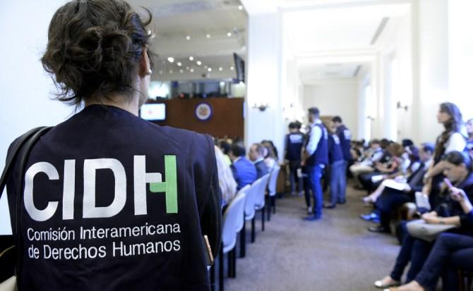 CIDH anuncia la elaboración de un informe de país sobre la situación de derechos humanos en Venezuela