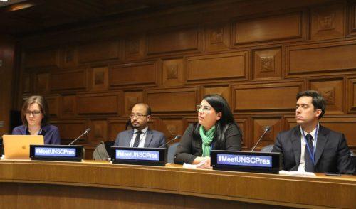 """Cepaz / Representante del Reino Unido ante el Consejo de Seguridad asegura que """"la tragedia en Venezuela es que los intereses no están en las personas"""""""